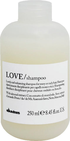 Davines Love Shampoo Fabric Haircare Online Salon