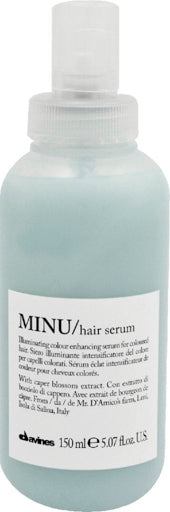 Davines Minu Hair Serum Fabric Hair Store