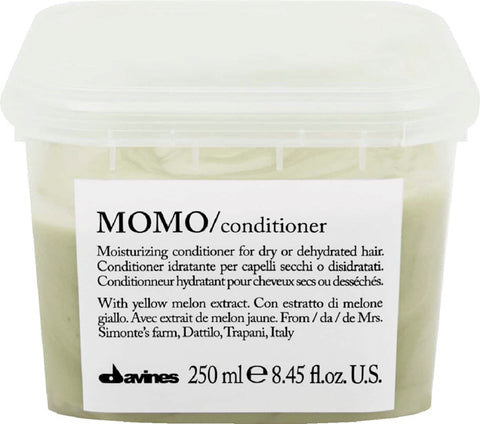 Davines Momo Moisturizing Conditioner Dry Hair Fabric Store