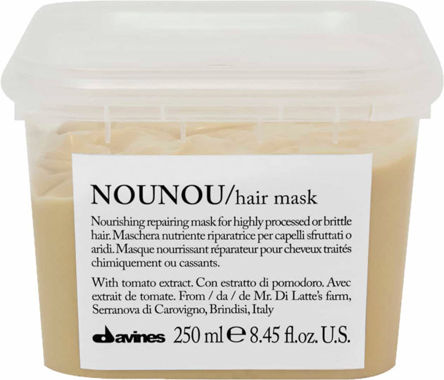 Davines Nounou Hair Mask Fabric Online Store