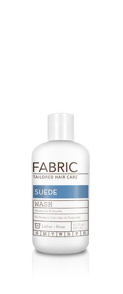 Salon Clarifying Shampoo Fabric Hair Care Suede Wash