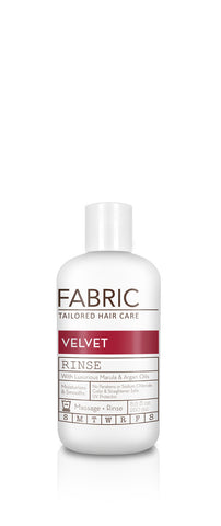 Hydrating Conditioner Fabric Hair Velvet Rinse