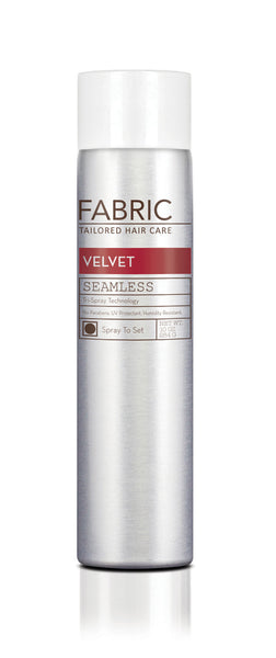 Salon Professional Hair Spray Fabric Hair Velvet Seamless