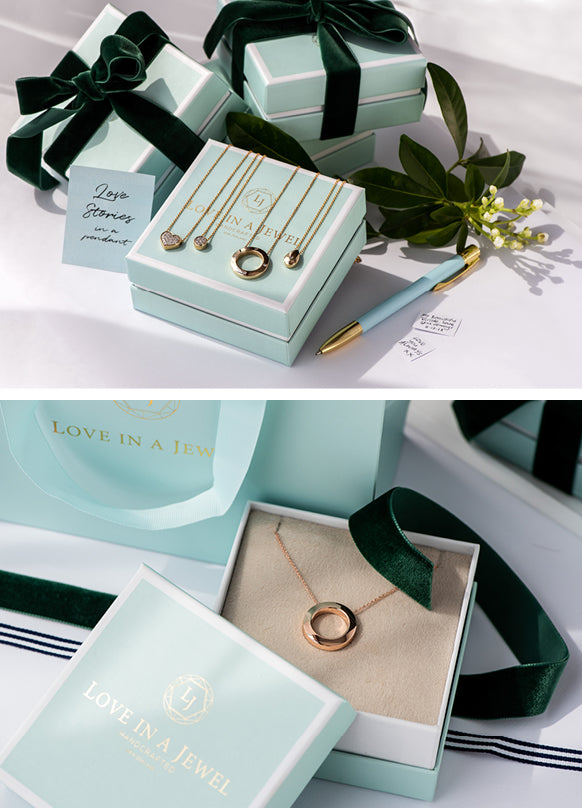Love In A Jewel The Next Level In Personalised Jewellery