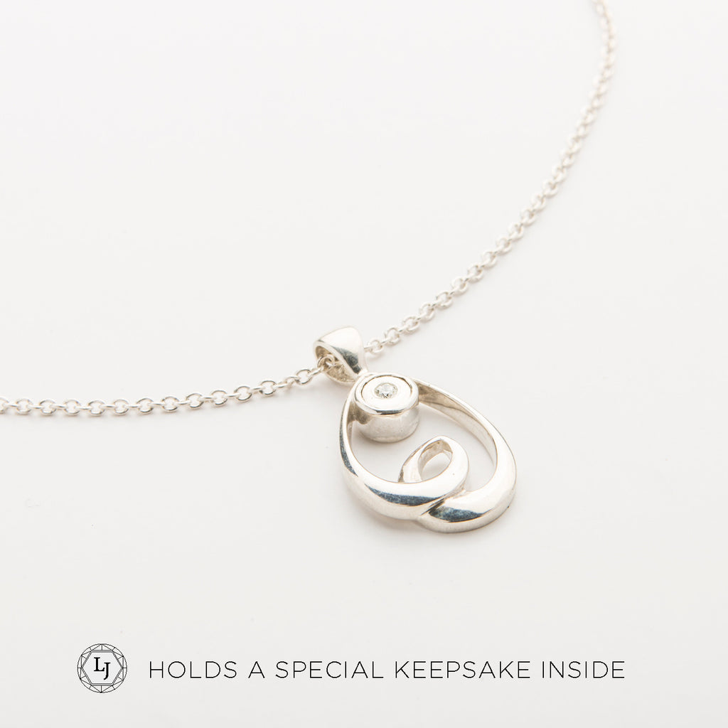 Hold Me Close Pendant