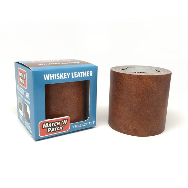Whiskey Leather Repair Tape