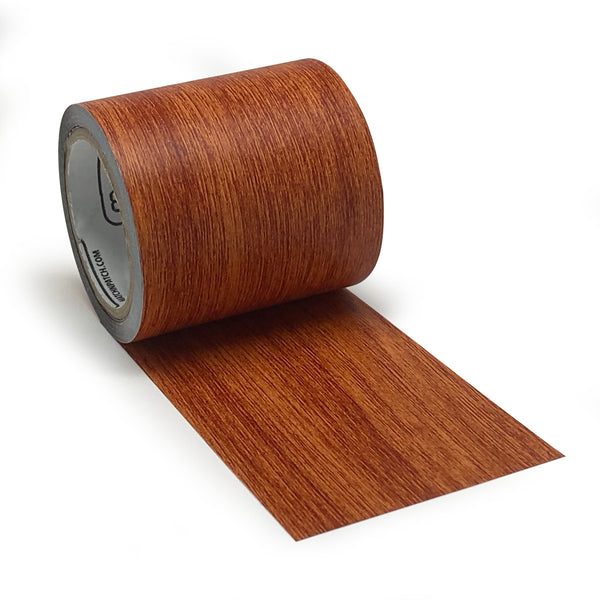 Red Oak Wood Print Repair Tape (Longer Roll)