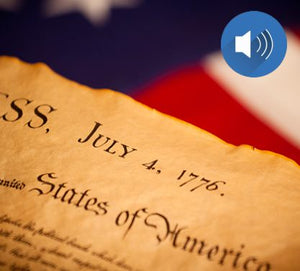 Declaration of Independence - Audiobook
