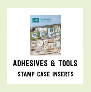 Adhesives & Tools - Annual Catalogue 2019-2020