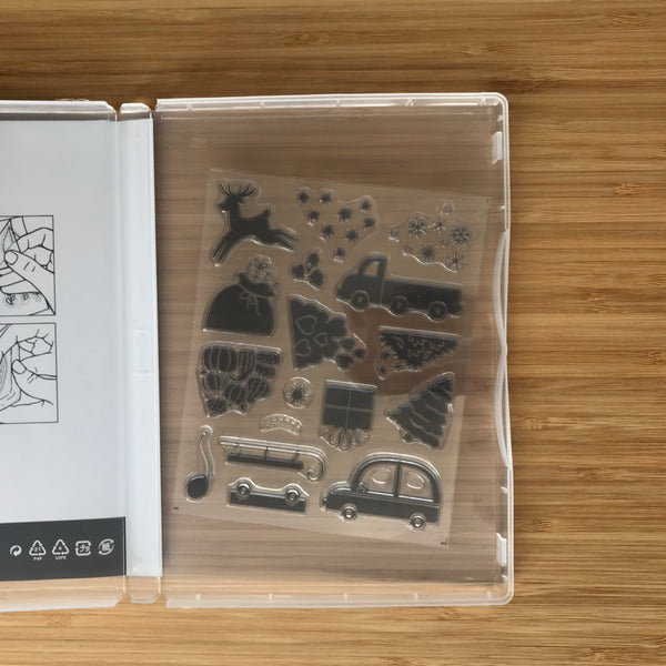 Holiday Haul | Retired Photopolymer Stamp Set  | Stampin' Up!®