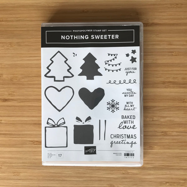 Nothing Sweeter | Retired Photopolymer Stamp Set  | Stampin' Up!®