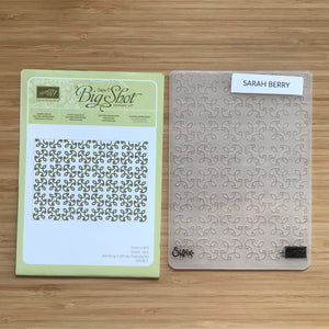 Garden Trellis | Retired Embossing Folder | Stampin' Up!®