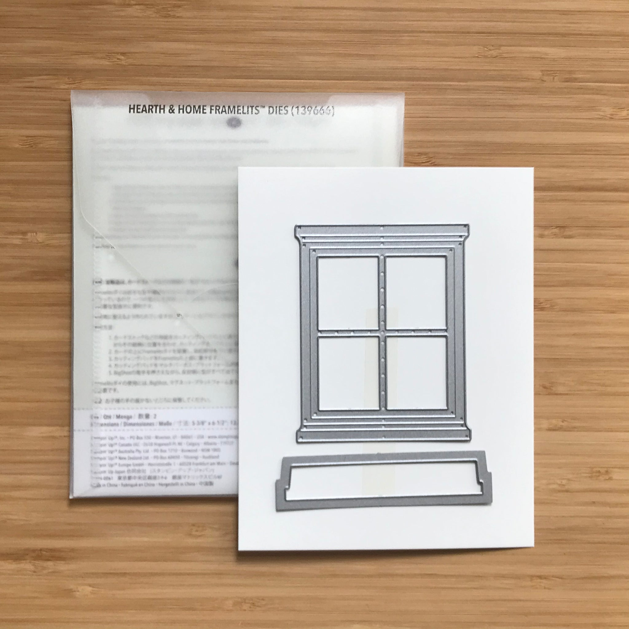 Hearth & Home | Retired Dies | Stampin' Up!®