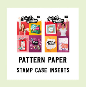 Pattern Paper - Sale-a-bration 2020