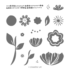 Bloom By Bloom | Retired Photopolymer Stamp Set | Stampin' Up!®