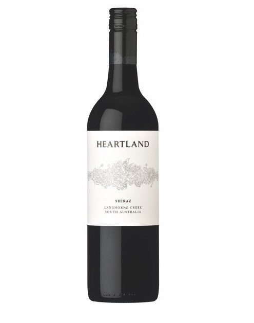 Heartland Shiraz Langhorne Creek 2012 0,75l Heartland Wines Rotwein- LOIVINI