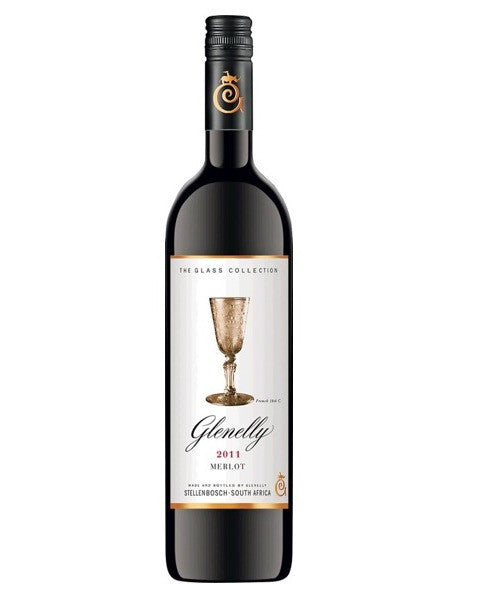 Glenelly Merlot Glass Collection 2014 0,75l Glenelly Estate Stellenbosch Rotwein- LOIVINI