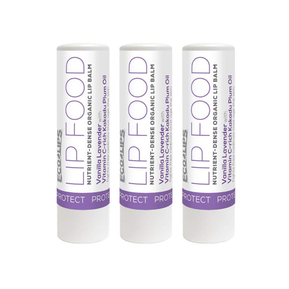 LIP FOOD™ 3-Pack Protect