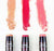 Lip+Cheek Tint 3-Pack [Pink, Red, Nude]