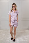Nora Satin PJ set