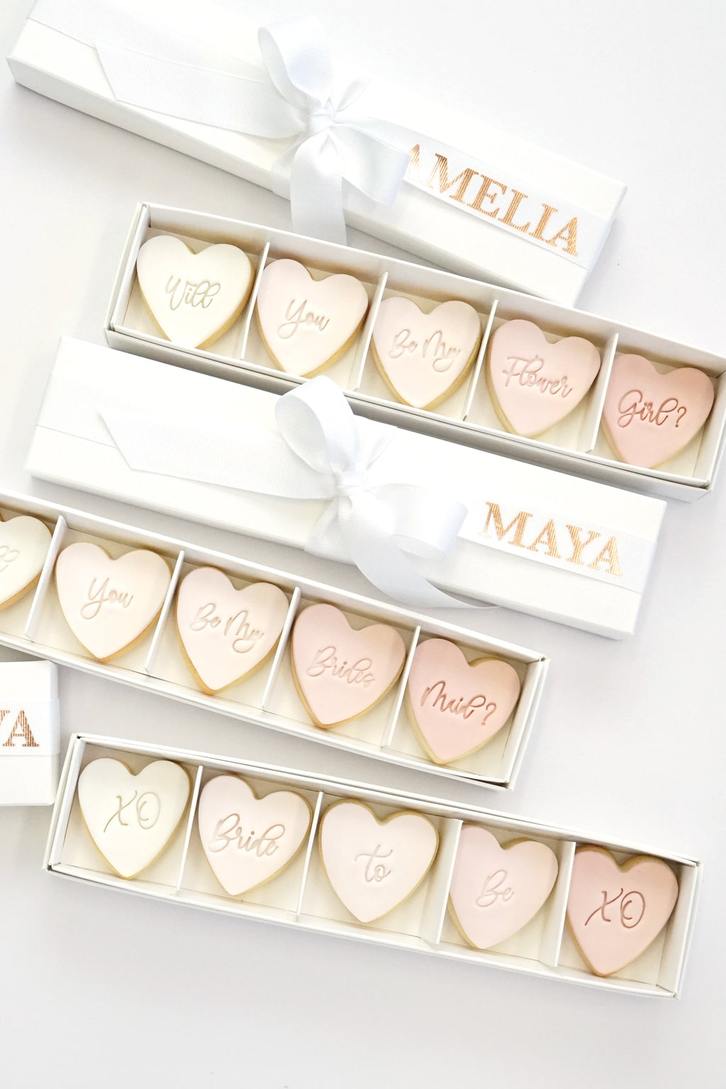 Proposal Cookies Blushing Script
