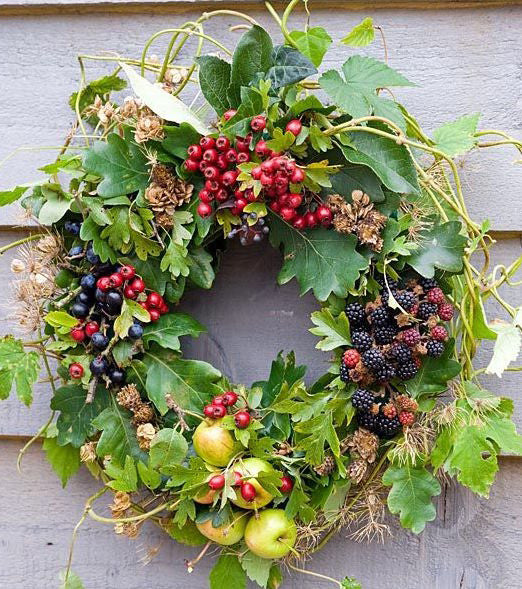 Floral Wreath Making & Lunch