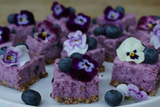 The Delights of Edible Flowers & Afternoon Tea