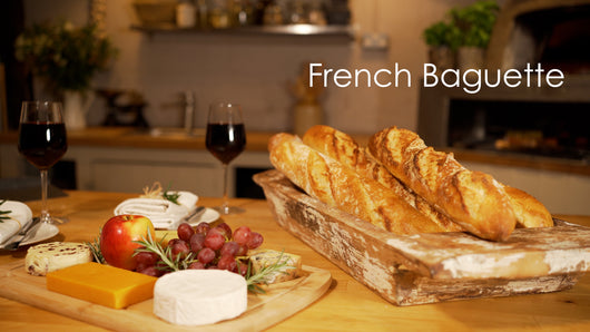 ONLINE Masterclass - French Baguette
