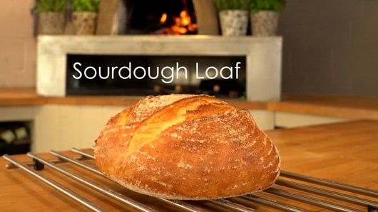 ONLINE Masterclass - White Sourdough Loaf
