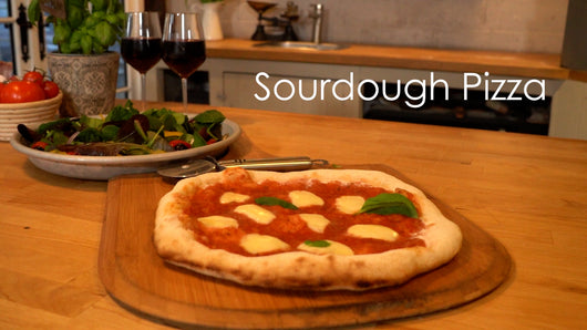ONLINE Masterclass - Sourdough Pizza
