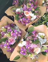Mother's Day Treat - Floral Bouquet Making Workshop with Lunch