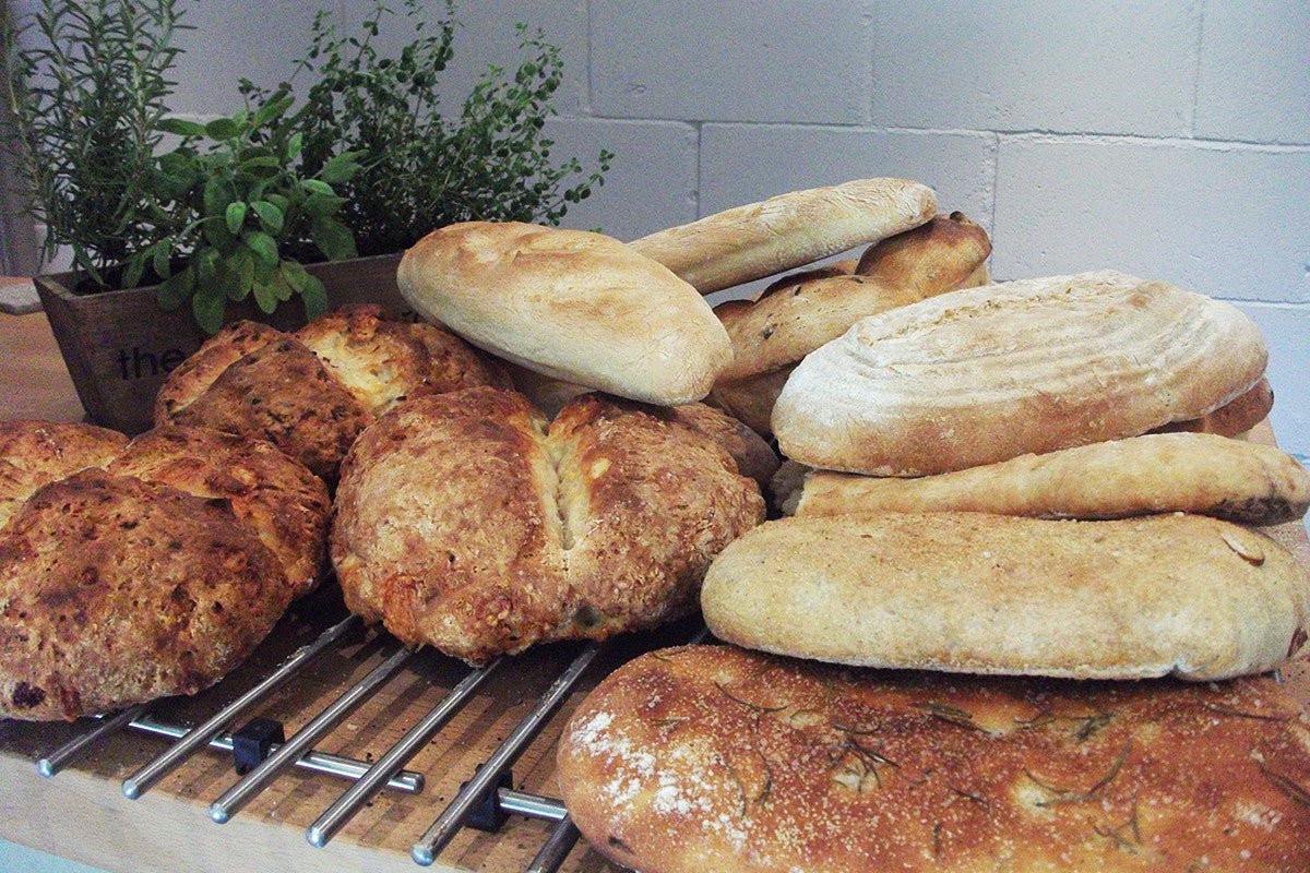 Introduction To Bread Making Workshop