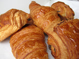 croissants and pain au chocolate