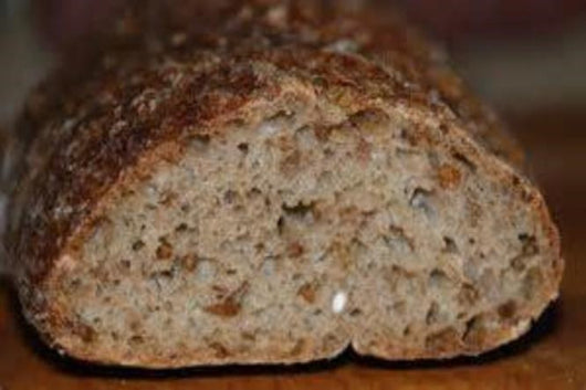 Glorious Grains - Working with Wholemeal, Rye & Malthouse