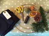 Christmas Wreath Making Workshop &  Festive Cream Tea with Prosecco