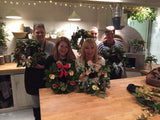 Christmas Wreath Making Workshop & Lunch
