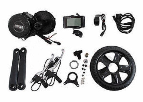 Bafang electric e-bike conversion kit