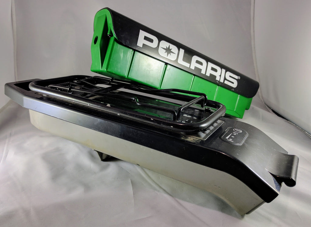Polaris E-bike Battery Replacement