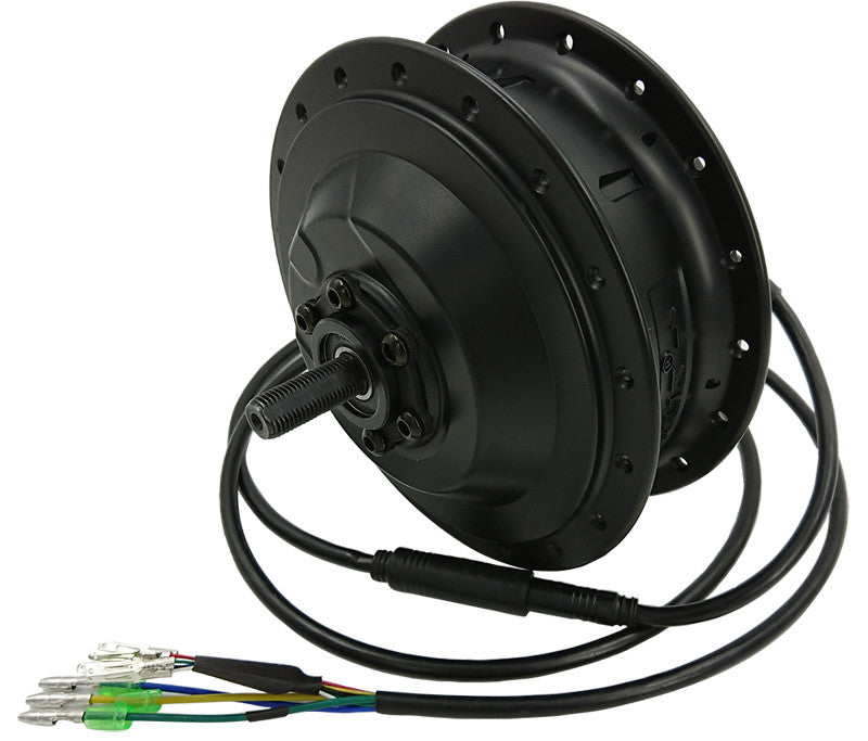 48V 750W Geared Rear Hub Motor