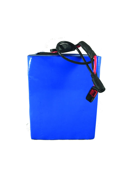 48V 12Ah Lithium Ion Battery - EbikeMarketplace