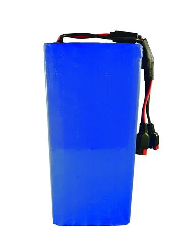 24V 16Ah Lithium Battery Pack - EbikeMarketplace