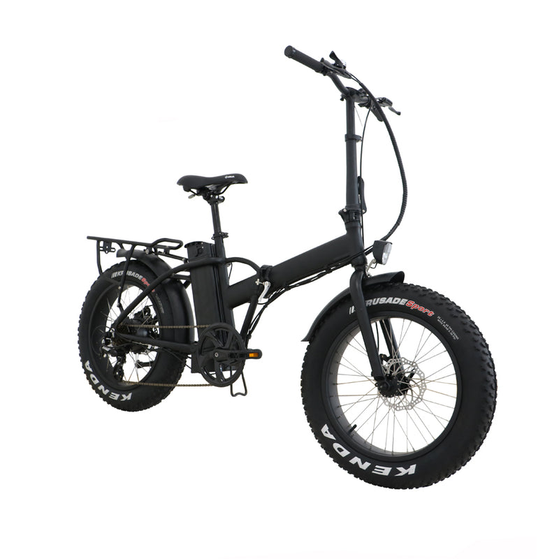 48V500W Fat tire electric bike - EbikeMarketplace