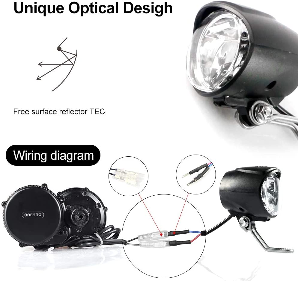 6v Front Head Light