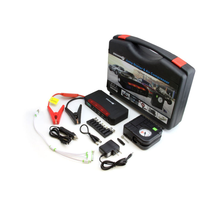 TF-988 Jump Starter and Power Bank - EbikeMarketplace