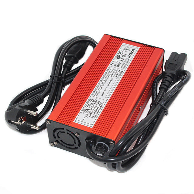 72V 3A Lithium Polymer / Li-ion Battery Charger - EbikeMarketplace