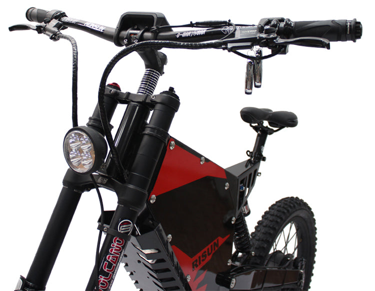 EMP Titan E-bike 72V 5000W - EbikeMarketplace