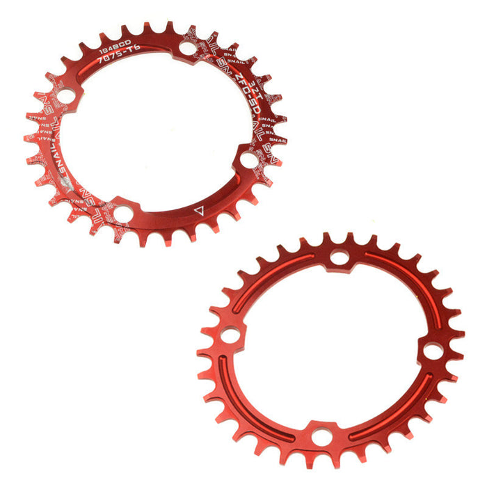 SNAIL Narrow Wide Chainring 104BCD 34T - EbikeMarketplace