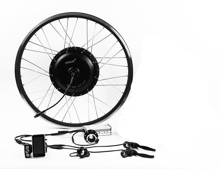 48V 500W Geared Rear Hub Motor - EbikeMarketplace
