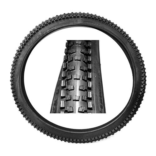 "26 x 2.3"" Mountain Bike Tire - EbikeMarketplace"