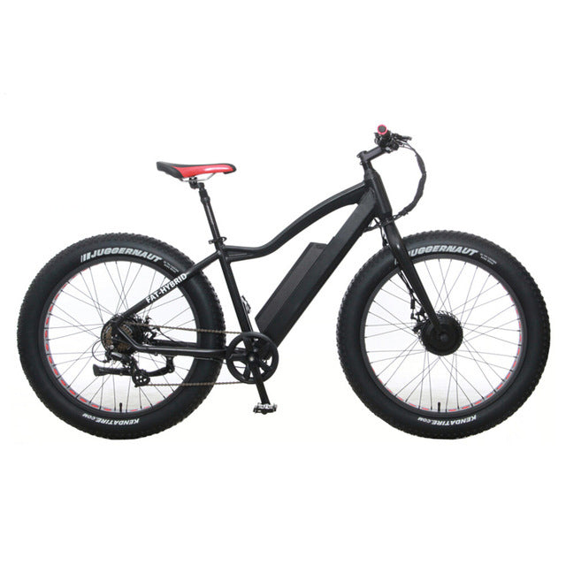 Electric FAT AWD (Dual Motor) Ebike - EbikeMarketplace